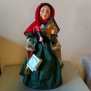 """Byers Choice LTD. The Cries of London doll 12"""""""